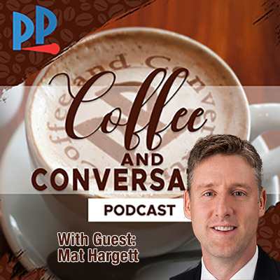 Mat Hargett ~ Coffee and Conversation Cover